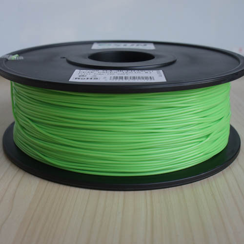 Neon Green HIPS Filament – 1.75mm or 3mm
