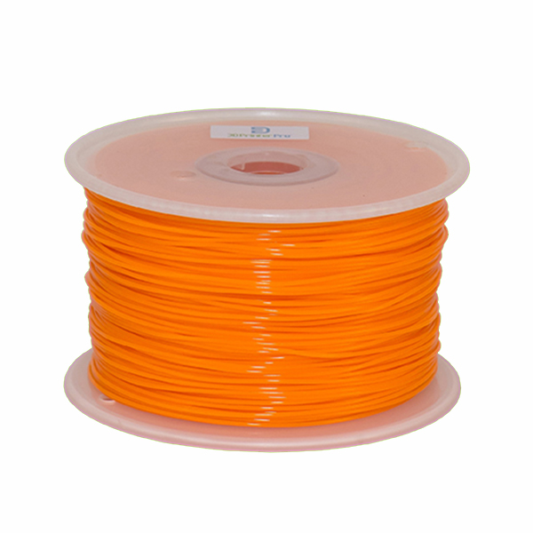 Orange ABS Filament – 1.75mm or 3mm